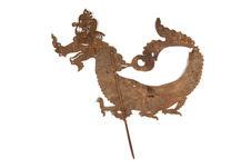 Figure d'ombres : serpent Naga Pertala