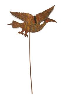 Figure d'ombres : canard Itek Hulu