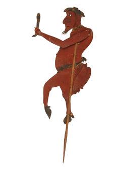 Figure d'ombres : comique Pa' Teruna