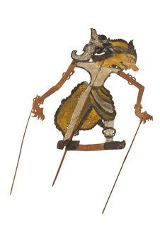 Figure d'ombres : prince Ratu Menggada