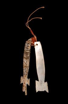 Amulette zoomorphe (poisson)