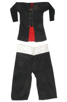 Costume d'homme : veste et pantalon