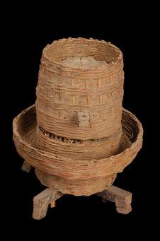 Modèle réduit de moulin à décortiquer le riz