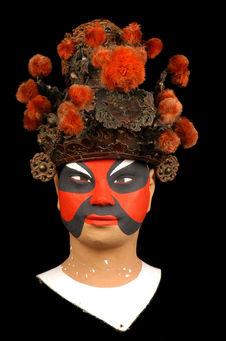 Costume de théâtre : coiffure