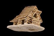 Modèle réduit de maison