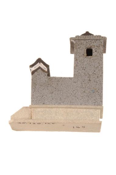 Modèle réduit de bâtiment