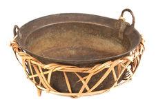 Support de bassine pour l'eau du riz