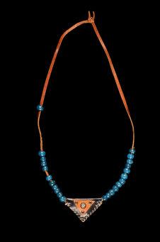 Collier-amulette d'âne