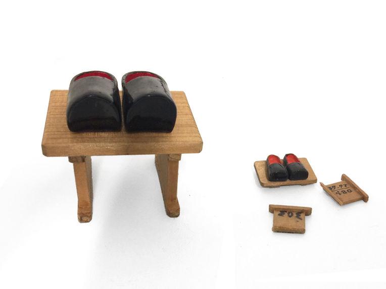 Jouet : chaussures