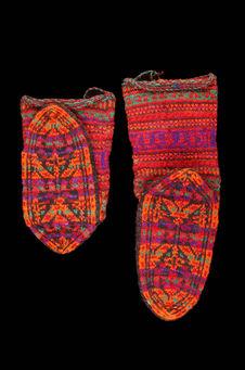 Costume de mariage pour femme : chaussettes