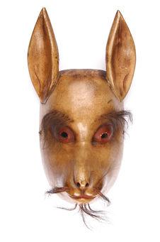 Masque de kagura