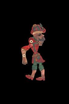 Figures d'ombres ; Karagöz