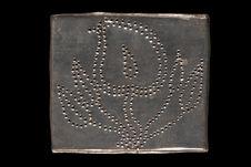 Tamis pour dessin de sol (kolam)