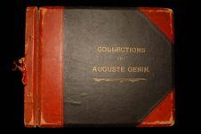 Collections d'Auguste Genin