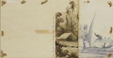 Vue sur la baie de Papeete