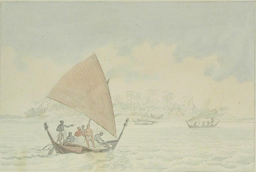 The Island of Ailuk