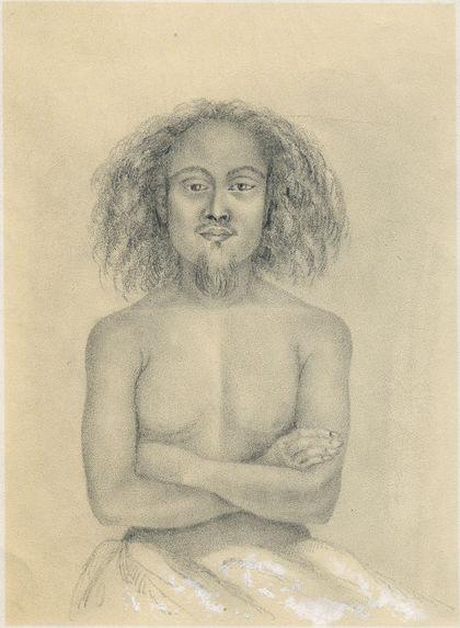 Temoana, roi de Nuku-Hiva