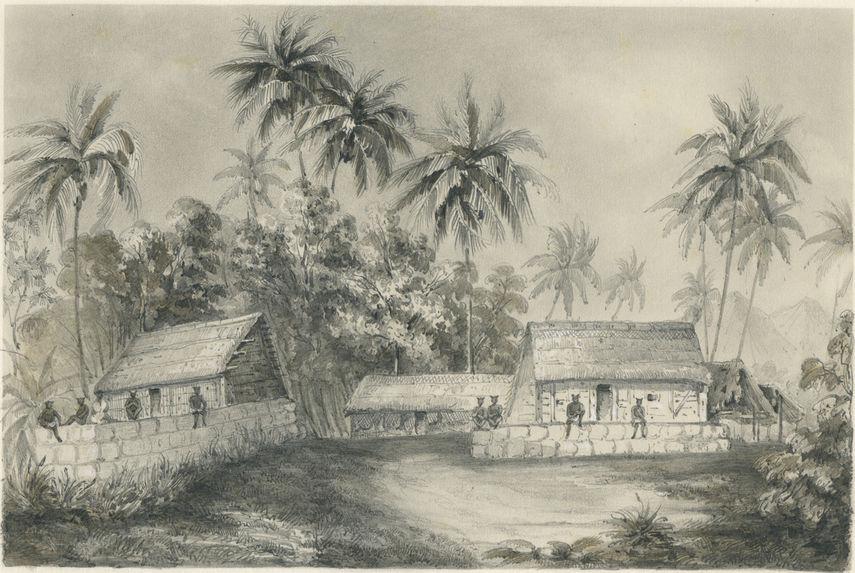 Village marquisien