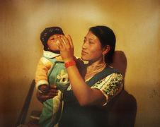 Mama and wawa