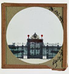 Sans titre [grilles du palais d'Akasaka]