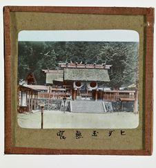Sans titre [porche d'entrée d'un temple]