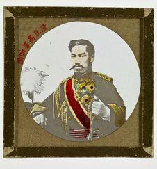 Sans titre [l'empereur Meiji]
