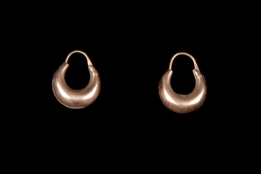 Paire de boucles d'oreilles