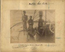 Natifs de Nouma-Nouma - Bougainville