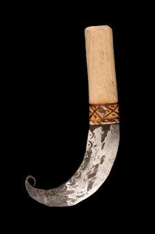 Couteau à tapis