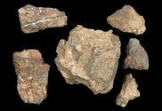 Minerais de turquoise