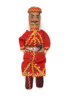 Marionnette à fil