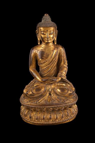Figurine de Bouddha
