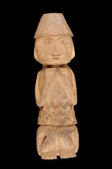 Statuette rituelle