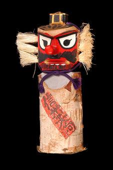 Figurine représentant un tengu