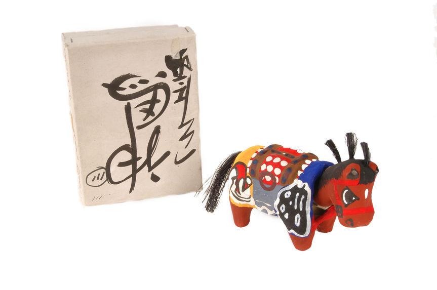 Figurine représentant un cheval