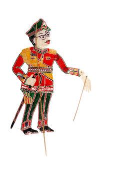 Figure d'ombres : Général Kon Pan