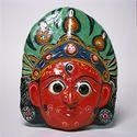 Masque rituel, Kumari
