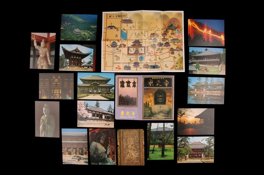 Documents relatifs au temple Todaiji