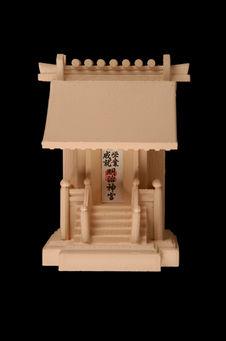 Sanctuaire miniature