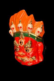 Masque lamaïque