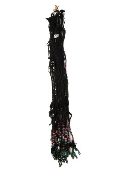Ornement de nattes de cheveux de femme