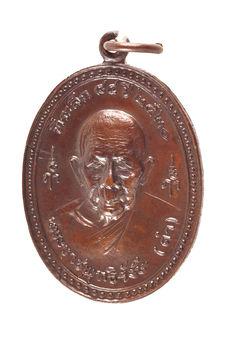 Amulette en médaille