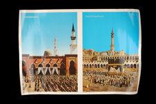 Image pieuse musulmane