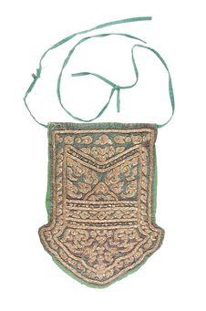 Costume de Totsakan (Râvana) : pan de dos