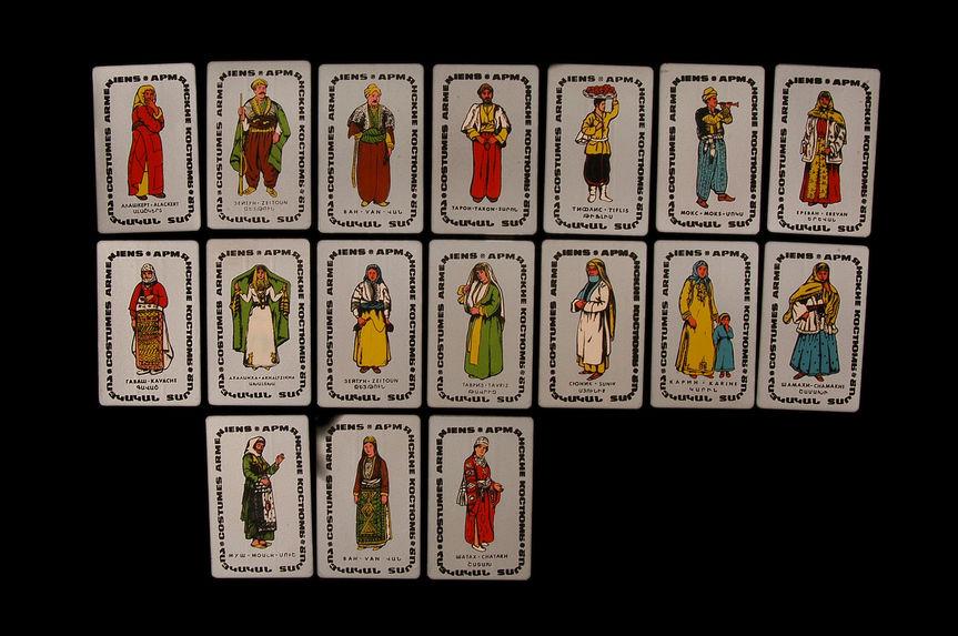 Dix-sept calendriers
