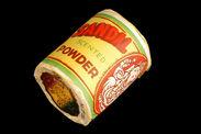 Boîte de poudre de santal