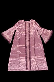 Costume de jeune fille : robe