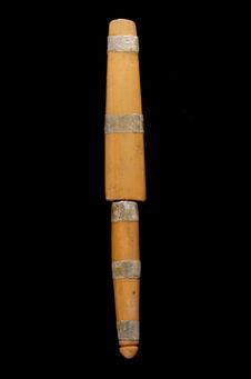 """Amulette : petit """"couteau du maître&quot"""