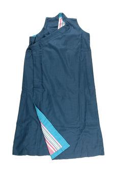 Costume de femme : robe longue