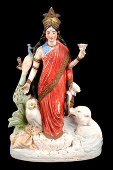 Figurine représentant Chamunda